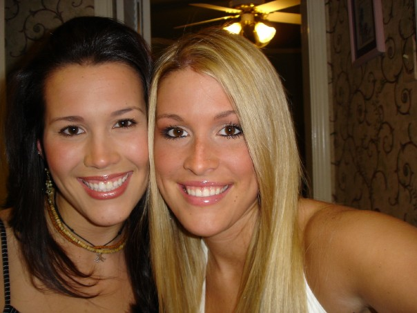 Lauren and Lindsay