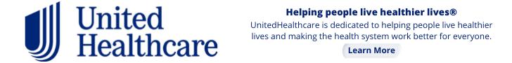 UHC Banner