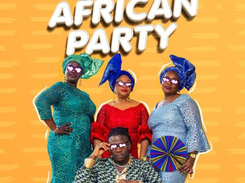 Stonebwoy African Party mp3 image