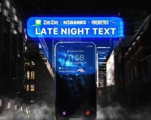 ZieZie – Late Night Text Ft. Ms Banks, Kwengface
