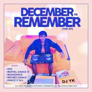 DJ YK – Dance It All