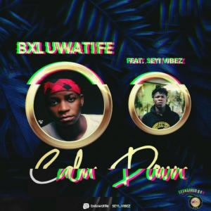 Bxluwatife Ft. Seyi Vibez – Calm Down