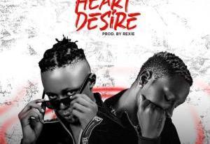 Larock ft Zinoleesky – Heart Desire