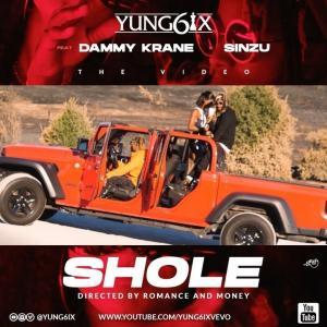 VIDEO: Yung6ix – Shole ft. Sinzu x Dammy Krane