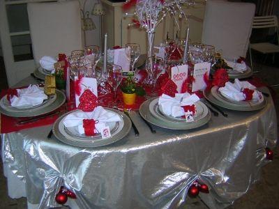 Table De Fete De Noel Images Tables De F Tes Table De