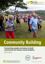 Community Building summary cover web