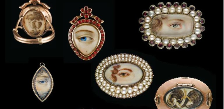 All About the Georgian Jewelry Era