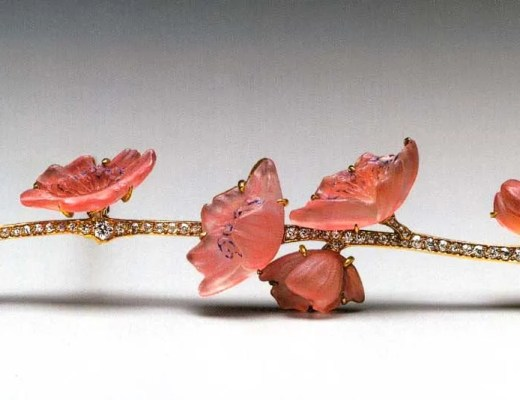 Beautiful jewelry from Rene Lalique
