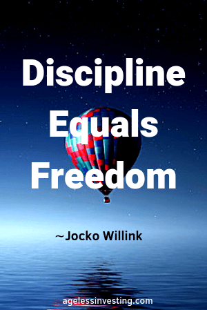 Discipline Equals Freedom Quotes by Jocko Willink #disciplineequalsfreedom #motivation #jockowillink