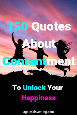 150 Quotes About Contentment, Gratitude, and Thanks
