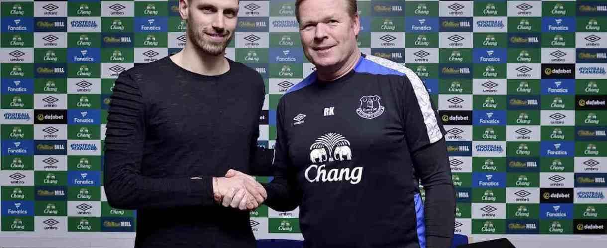 Everton, Morgan Schneiderlin