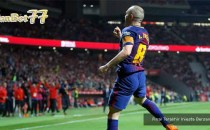 Final Terakhir Iniesta Bersama Barcelona Agen Bola Piala Dunia 2018