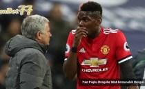 Paul Pogba Mengaku Tidak bermasalah Dengan Jose Mourinho Agen Bola Piala Dunia 2018