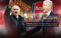 Prediksi Skor Manchester United vs Arsenal 29 April