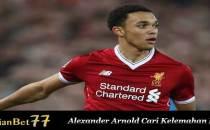 Alexander Arnold Cari Kelemahan Ronaldo - Agen Bola Piala Dunia 2018