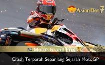 Crash Terparah Sepanjang Sejarah MotoGP