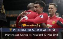 Prediksi Premier league- manchester united vs watford 13 mei 2018 Agen Bola Piala Dunia 2018