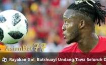Selebrasi Konyol Batshuayi Dalam Laga Belgia vs Inggris l Agen Bola Piala Dunia 2018