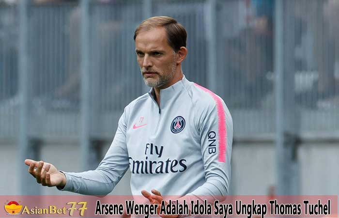 Arsene-Wenger-Adalah-Idola-Saya-Ungkap-Thomas-Tuchel