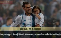 Julen Lopetegui Janji Beri Kesempatan Gareth Bale Unjuk Gigi Sabung Ayam Online