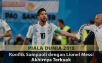 Konflik Sampaoli dengan Lionel Messi Akhirnya Terkuak Sabung Ayam Online