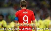 Harry Kane Samakan Catatan Sejarah di Timnas Inggris - Agen Bola Piala Dunia 2018