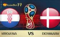 Prediksi Piala Dunia Kroasia vs Denmark - Agen Bola Piala Dunia 2018