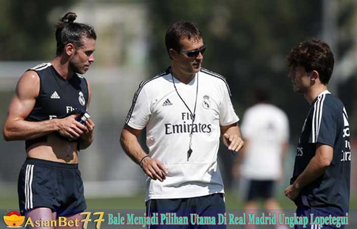 Bale-Menjadi-Pilihan-Utama-Di-Real-Madrid-Ungkap-Lopetegui