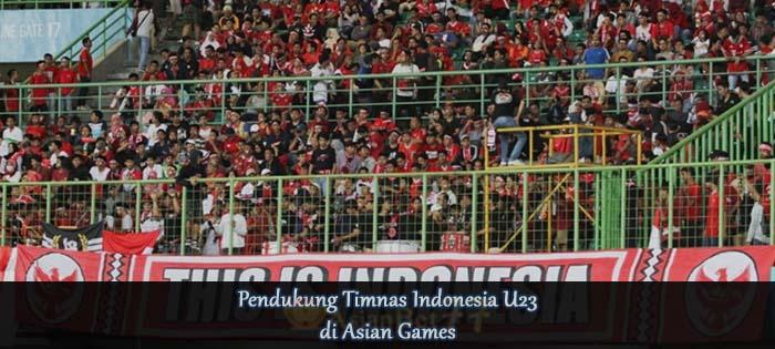 Indonesia U23 Diyakini Mampu Berjaya di Asian Games 2018 2 Agen bola online