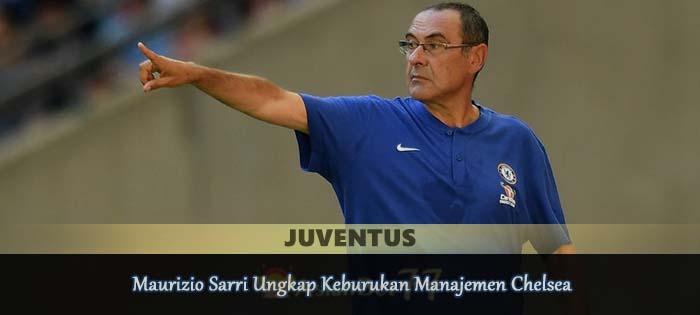Maurizio Sarri Ungkap Keburukan Manajemen Chelsea Sabung Ayam Online