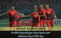 Prediksi Pertandingan Asian Games 2018 Indonesia U23 vs UEA U23 Agen bola online