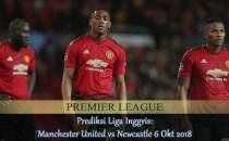 Prediksi Liga Inggris Manchester United vs Newcastle 6 Okt 2018 Agen bola online