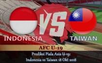 Prediksi Piala Asia U-19 Indonesia vs Taiwan 18 Okt 2018 Agen bola online