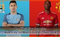 Prediksi Liga Inggris Man City vs Man United 11 Nov 2018 Agen bola online