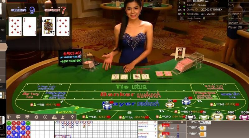 Finding Baccarat Online on the Web