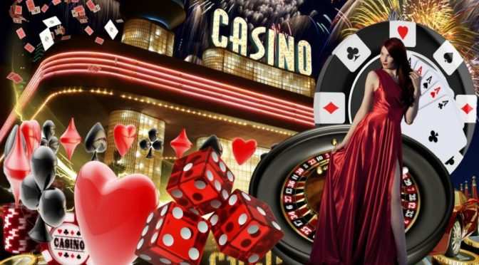 What is Online Casino?