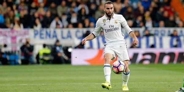 Dani Carvajal Akan Kembali Berjuang Bersama Madrid Lawan Atletico