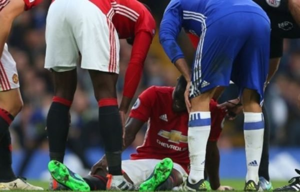 Pemain United Eric Bailly Mengalami Cedera Yang Cukup Parah