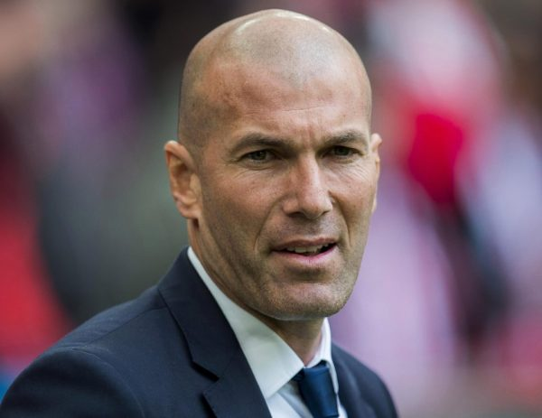 Walau Real Madrid kalah Zidane Katakan Dirinya Tak Menyesal