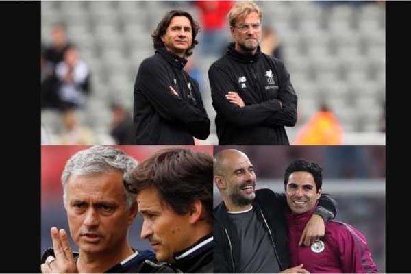Asisten Klopp Asisten Mourinho Masuk Daftar Calon Bos Baru Arsenal