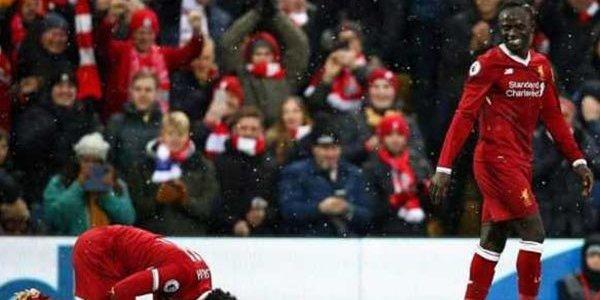 Salah Dan Mane Berbuka 1 Jam Sebelum Final Liga Champions