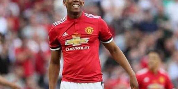 Tottenham Hotspur Percepat Transfer Anthony Martial
