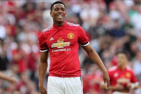 Tottenham Hotspur Percepat Transfer Anthony Martial