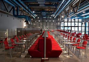 Centre Pompidou - メザニン