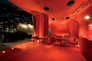 Centre Pompidou - レストラン・ジョルジュ