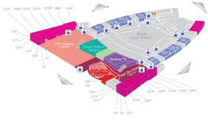 Palais des Congres de Paris - Niv3
