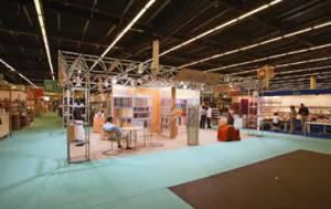 Paris expo Porte de Versailles - パヴィヨン3
