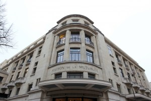 Maison de la Mutualite - メゾン・ド・ラ・ミュチュアリテ