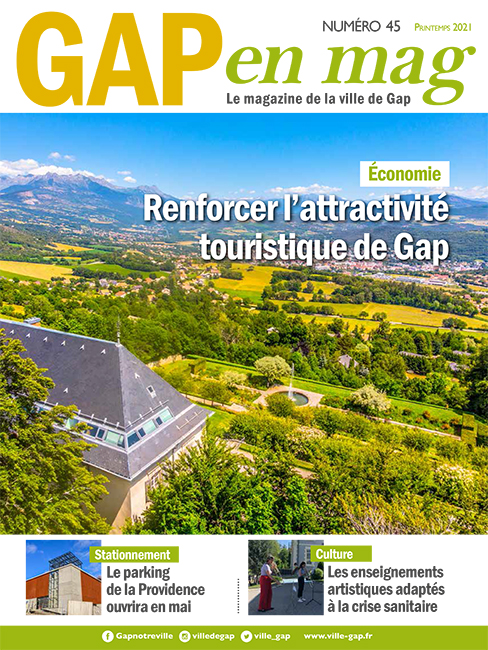 "Le numéro de printemps de ""Gap en Mag"" est sorti"