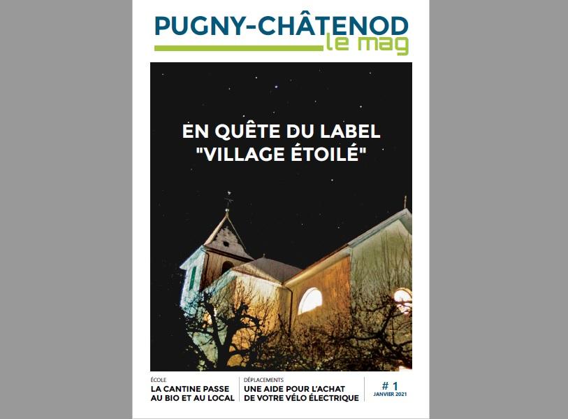 Pugny-Châtenod le Mag